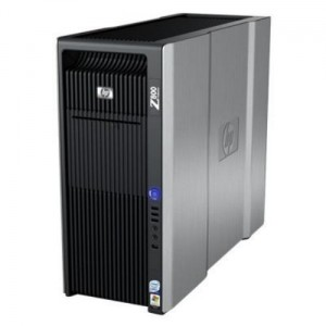 HP Z800 Workstation / 2x HEXA CORE/24GB RAM DDR3 ECC/240GB SSD +500 GB /DVD-RW/ Quadro 4000 / Win 7 PRO (1)